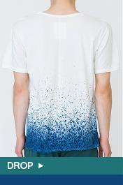CHANDRAメンズティーシャツ